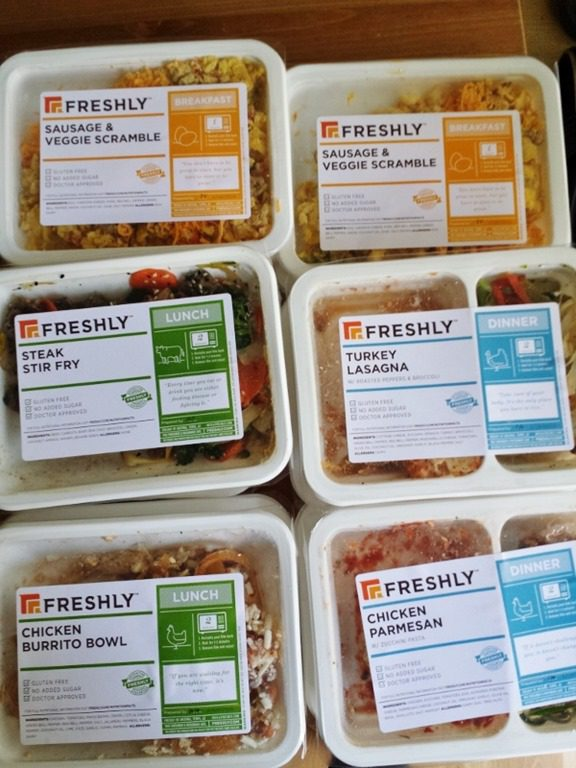 Freshly Meal Delivery Service Review