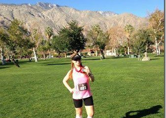 Palm Springs Half Marathon Results and Recap