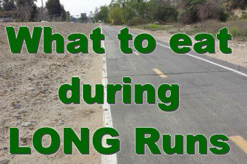 VLOG - Eating Real Food During Long Runs