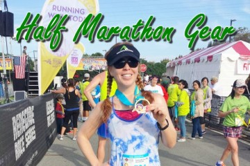 What I Wore to the Half Marathon