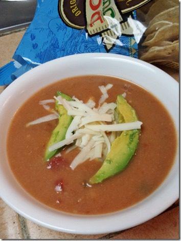 easy three ingredient bean soup (600x800)