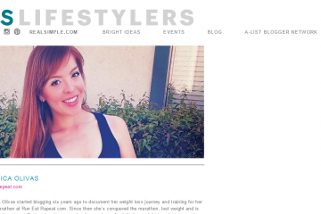 RS Lifestylers Announcement and Meatless Monday Feature