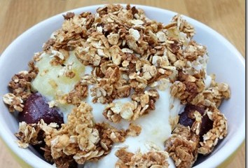 Instant Granola Recipe For One