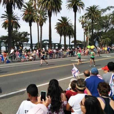 LA Marathon Results and Recap 2015