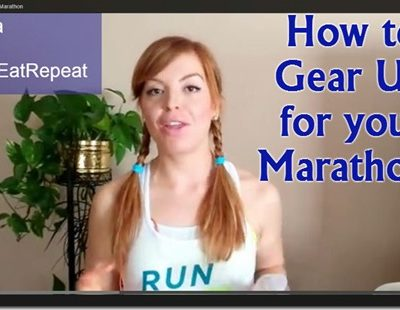 How To Carry ALL THAT Gear for A Marathon