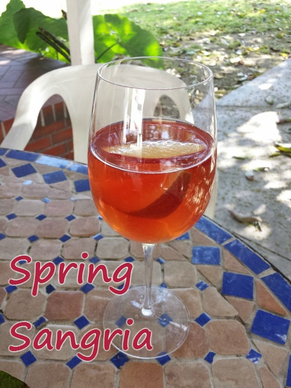 spring sangria recipe food blog 2