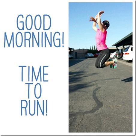 always time to run blog