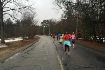 Duxbury Half Marathon Results and Recap