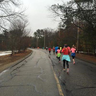 Duxbury Half Marathon Results and Recap
