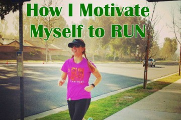VLOG How do you motivate yourself to run?