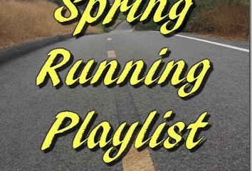 NEW Spring Running Playlist