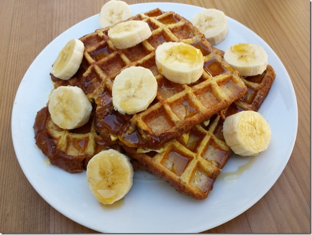 french waffle recipe with bananas and egg whites (800x600)