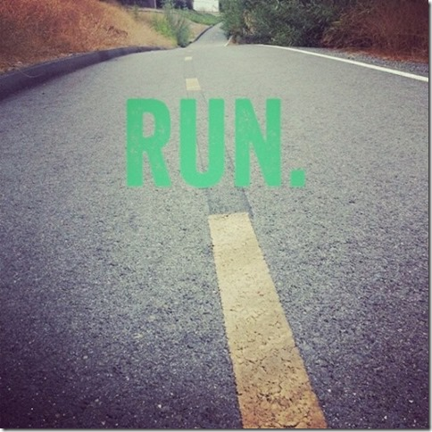 motivation monday run