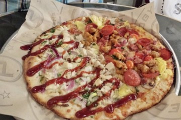 Pieology Make Your Own Pizza Place