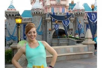 Tinkerbell Half Marathon at Disneyland