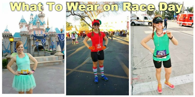 what to wear for a half marathon race