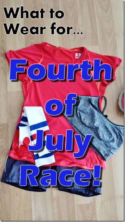 what to wear to 4th of july 5k 10k