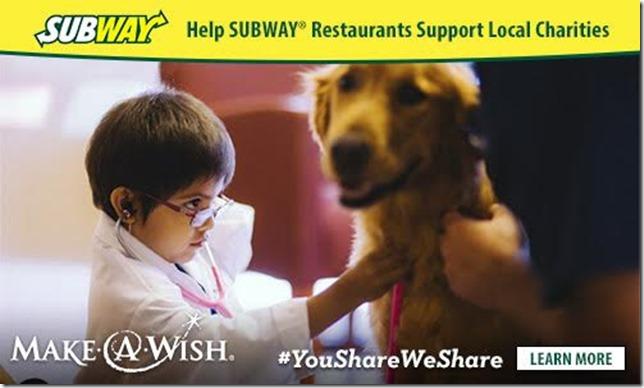 make a wish fundraiser