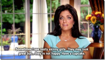 real housewives diet tips 6