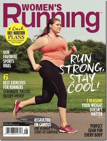 womens running august plus size runner
