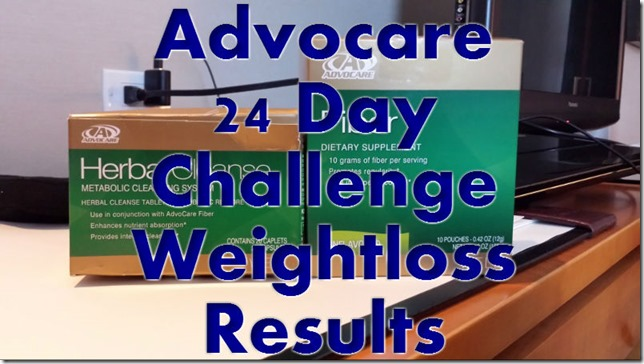 24 day challenge diet review