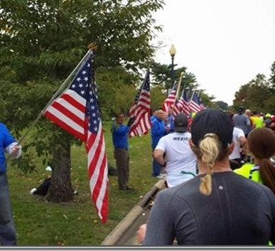 WIN a Free Entry to Marine Corps Marathon