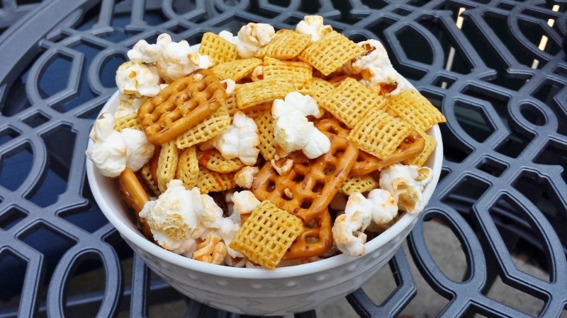 Sriracha Chex Mix Recipes — Dishmaps
