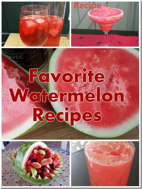 best watermelon recipes