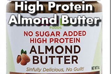 High Protein Almond Butter Review