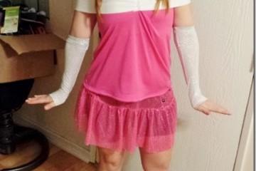 Sleeping Beauty Running Costume and YOU Run Disney too