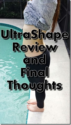 ultra shape results after and review