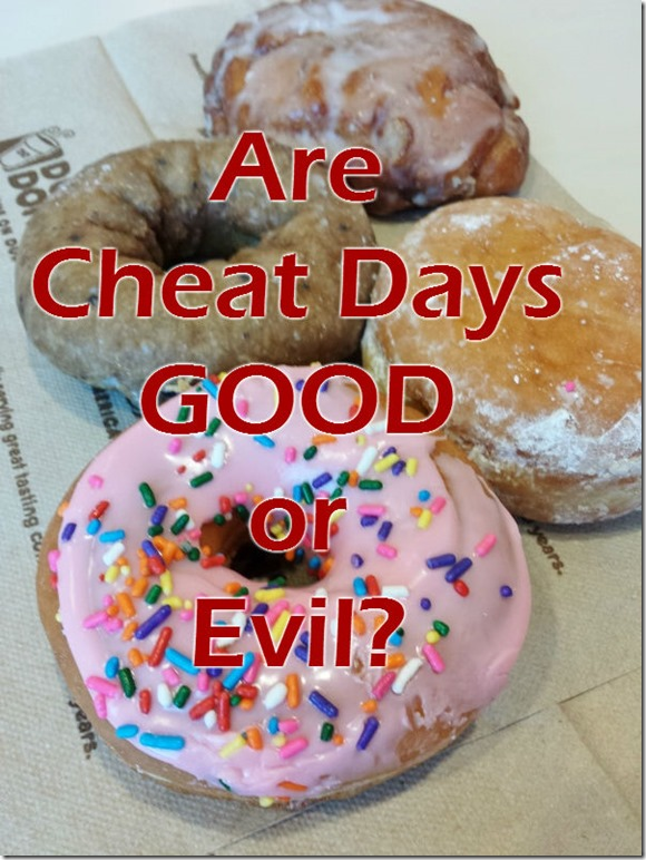 are cheat days good or bad