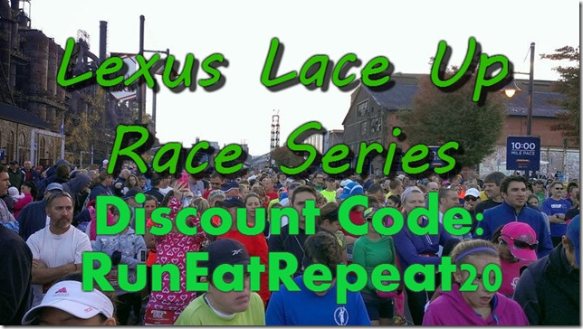 lace up 5k 10k half marathon discount code