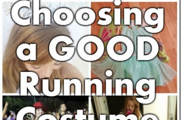 How To Choose a Good Running Costume