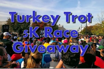 NEW Race Discount Codes and Turkey Trot Race GIVEAWAY