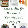 The Best Gifts for Runners You Haven't Seen Yet