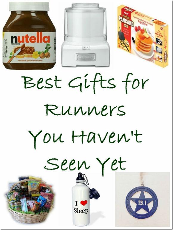 best gifts for runner blog holidays