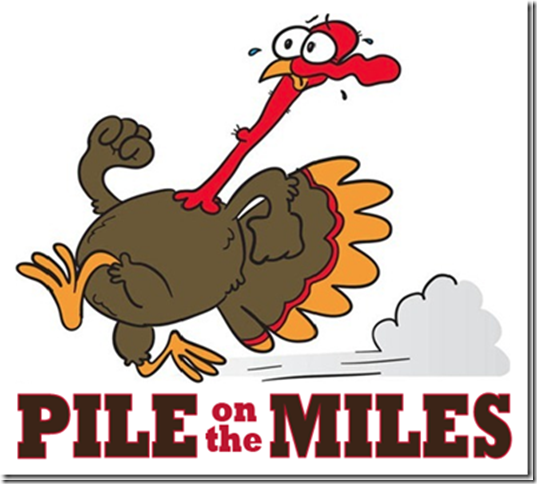 pile on the miles 2013