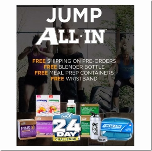advocare 24 day challenge discount promotion