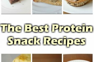 The Best High Protein Snack Recipes