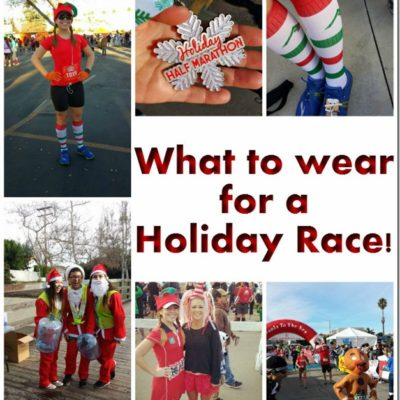 What To Wear for a Holiday Race