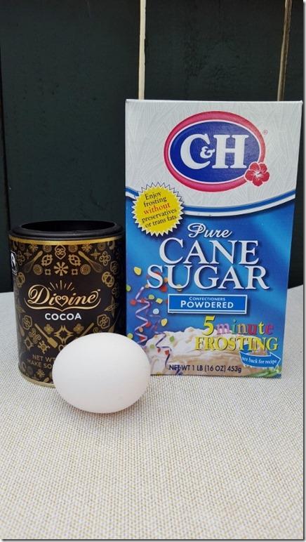 3 ingredient chocolate mug cake recipe 6 (450x800)