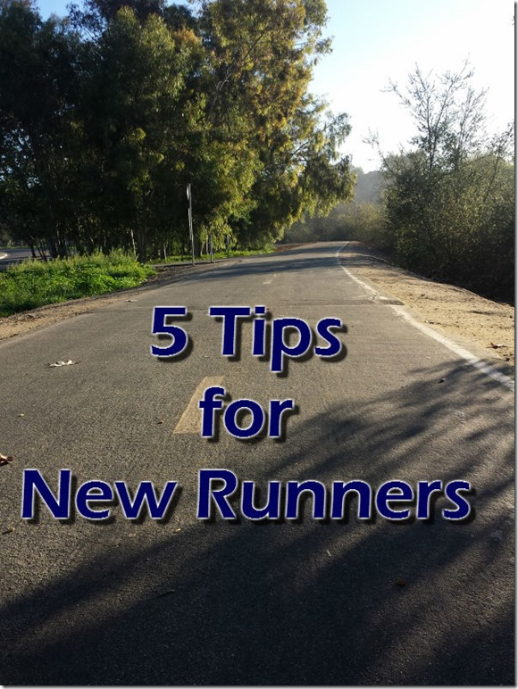 5 tips for new runners blog