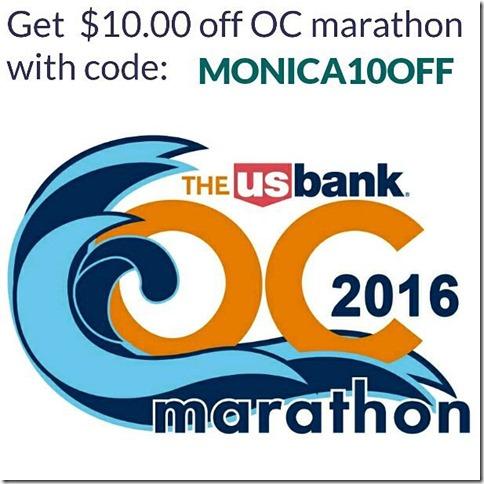 oc marathon discount code