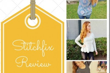 StitchFix Fashion Review January '16