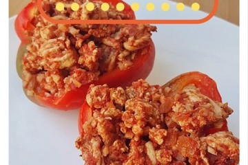 Healthy Stuffed Peppers Recipe