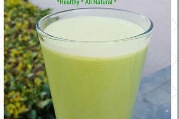 The Easiest Green Smoothie Recipe Of Your Life
