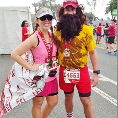 LA Marathon Results and Recap and Randomness