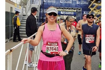 What I Wore to The LA Marathon