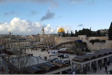 Why I Came to Jerusalem